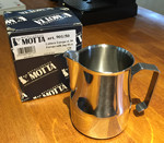 Motta Europa Stainless Steel 17 Oz (Certified)
